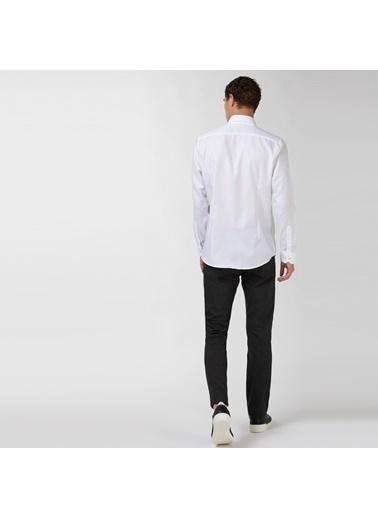 Lacoste Erkek Slim Fit Pantolon HH2108.08S Siyah